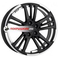 9*20 5*120 ET30 72,6 ATS Prazision Racing Black Double lip polished
