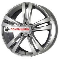 6,5*16 5*112 ET42 76 MAK Zenith Hyper Silver