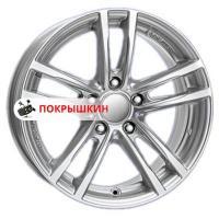 7*16 5*112 ET52 66,5 Alutec X10 Polar Silver