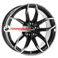 6,5*16 4*108 ET20 65,1 Rial Lucca Diamant black front polished