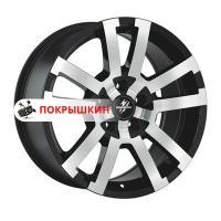 8*17 5*114,3 ET35 67,2 Fondmetal 7700-1 Black polished