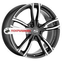7,5*17 5*112 ET24 73 MSW 73 Gloss Dark Grey Full Polished