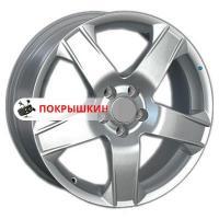 5,5*14 4*100 ET43,5 56,5 FR replica GN35 Silver